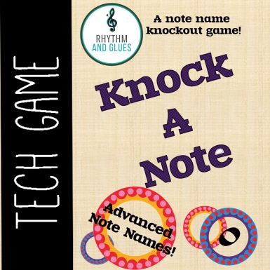 Cover Knock a Note - Advanced Notes copy